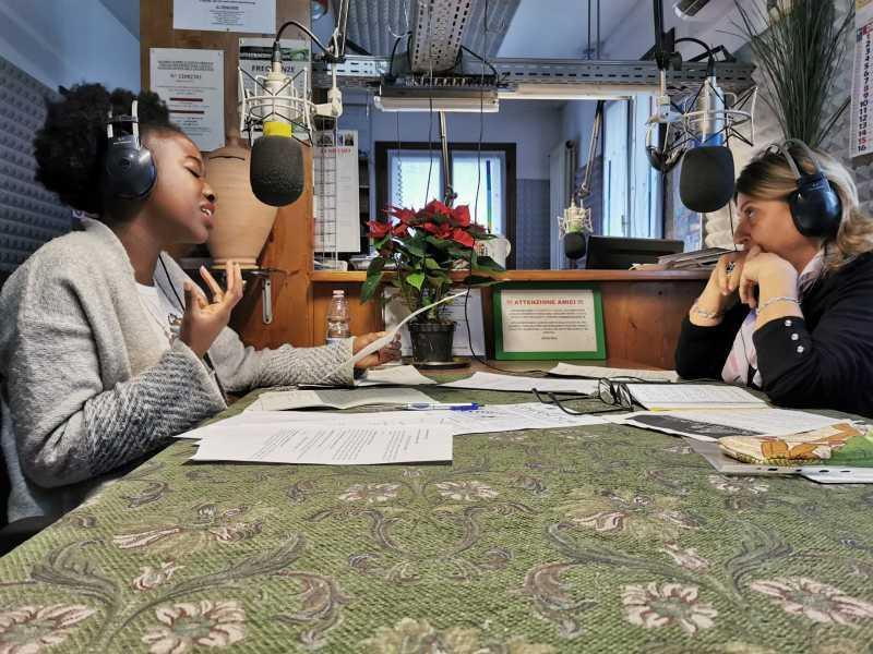 Radio Cooperativa, Padova (Italy) 16/12/2019
